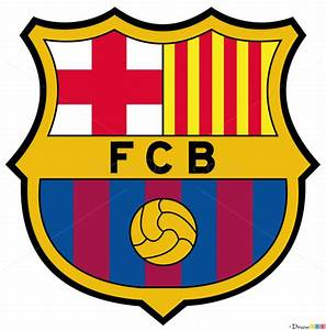 How to Draw Barcelona, Football Logos - How to Draw ...