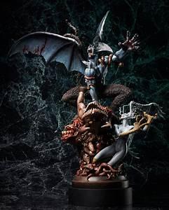 Devilman Crybaby Statue Devilman Real Color Ver. 70 cm ...  Devilman