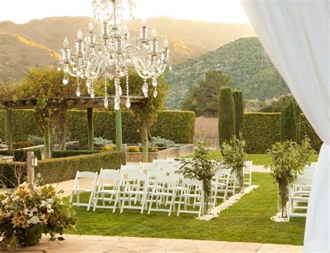 bernardus lodge spa wedding ceremony reception venue