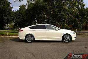 2017 Ford Mondeo Review - Titanium Petrol Hatch - ForceGT com