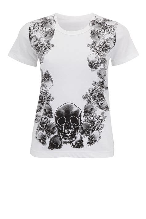 skull  botan  shirt aw