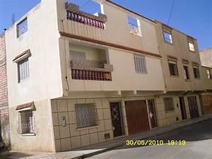 Maison Au Maroc : vends maison a oujda oujda maroc ~ Dallasstarsshop.com Idées de Décoration