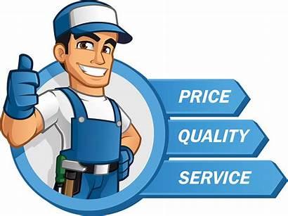 Clipart Handyman Maintenance Landscaping Transparent Property Job