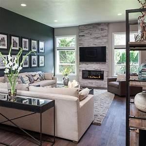 Small Family Room Design Ideas Tv Pinterest Home Decor ...