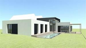 Maison Architecte Plain Pied : maison moderne architecte plain pied ventana blog ~ Melissatoandfro.com Idées de Décoration