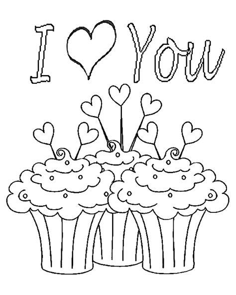 Kleurplaat Gebakjes by Kleurplaat Cupcakes 187 Animaatjes Nl