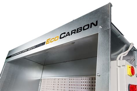 ecocarbon woodworking spray booth cwi woodworking