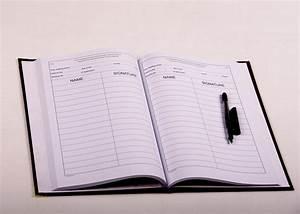 Cash Register Form Leather Minute Books Boardroom Attendance Registers