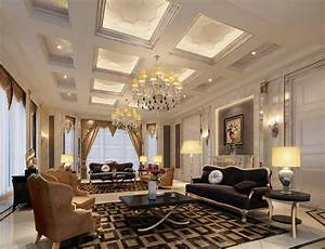 127 luxury living room designs for Expensive home interior decor