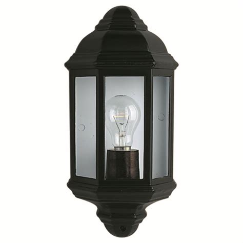 Black Porch Light by Ip33 Outdoor Porch Light Black Glass Outdoor Wall