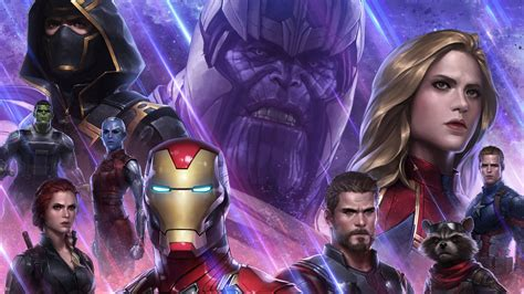1600x900 Avengers In Marvel Future Fight 1600x900 ...