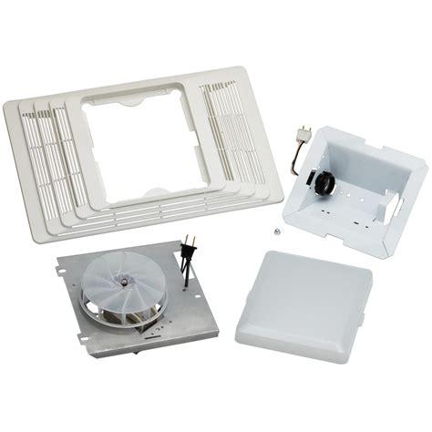 Bathroom Heat Vent Light by Broan Nutone 655 Bath Fan And Light With Heater 70 Cfm 4