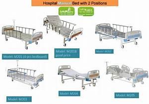 Cheap 2 Crank Manual Bed Patient Warding Crank Care Cinic