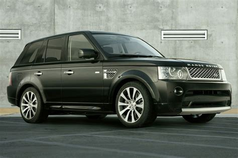 2010 Range Rover Sport by Limited Edition 2010 Range Rover Sport Autobiography Makes