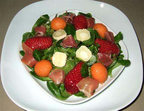 cuisine santé recettes recettes de melon par ma cuisine santé salade de mâches