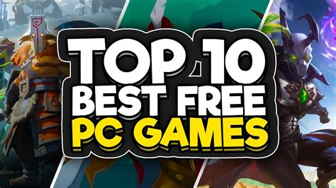 Top 10 Best Free Pc Games On Steam  2018 Youtube