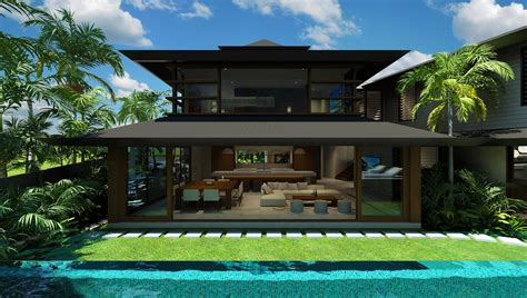 the home designers city view house chris clout design