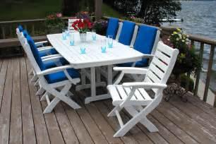 plastic patio furniture modern patio outdoor