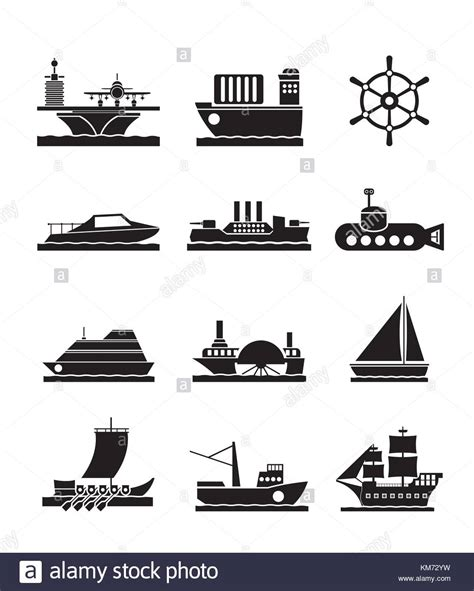 Old Types Of Boat by Different Types Of Boat Stock Photos Different Types Of