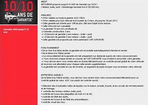 Fiat Garantie 10 Ans : garantie mitsubishi plus fort que kia blog automobile ~ Medecine-chirurgie-esthetiques.com Avis de Voitures