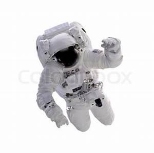 Astronaut on the moon spacemen raumfahrer   Stock Photo ...