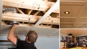 vid 233 o un plafond suspendu r 233 novation bricolage