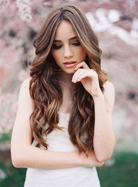 beautiful  trendy hairstyles  long hair