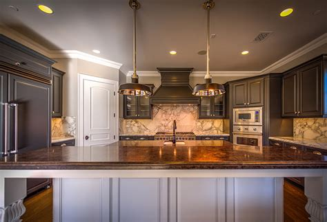 wood kitchen cabinets with white island 50 high end wood kitchens photos designing idea