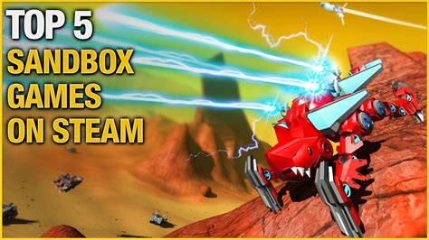 Best Sandbox Pc Top 5 Best Sandbox On Steam
