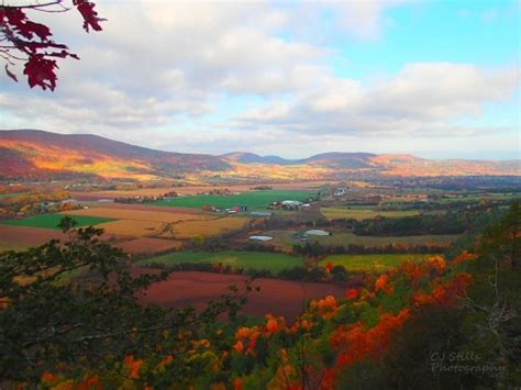 Fall blazes in the Schoharie Valley | Watershed Post