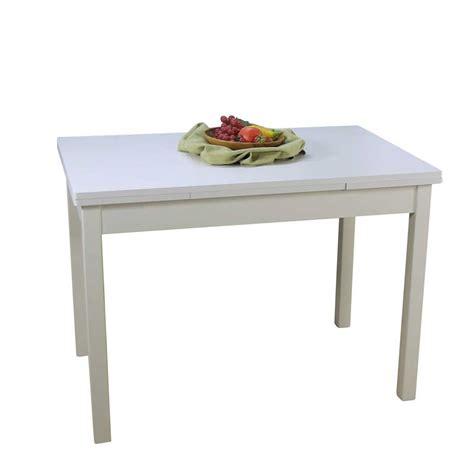 Ikea Küchentisch Weiß by Wei 223 Ausziehbare K 252 Chentische Und Weitere K 252 Chentische