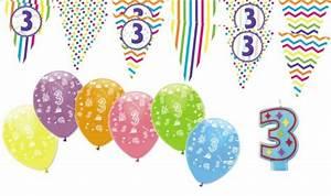 Deko 3 Geburtstag : geburtstag 3 g nstig sicher kaufen bei yatego ~ Whattoseeinmadrid.com Haus und Dekorationen
