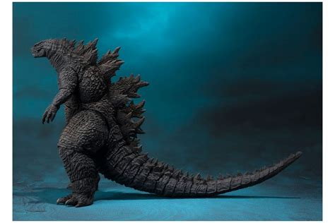 S.h.monsterarts Godzilla (2019) Godzilla King Of The