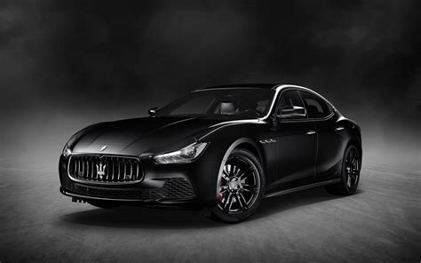Maserati Ghibli Nerissimo 4k Hd Wallpaper Full Hd Pictures