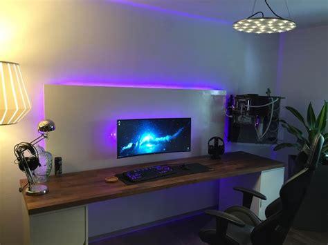 gaming desk setup ideas 830 best decor workspaces images on pinterest desks
