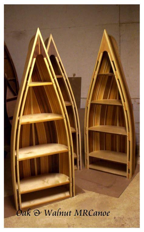 8 Best Images About Walnut Cedar Strip Bookcase Canoe On