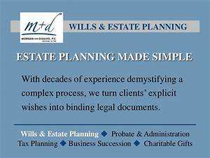 our estate planning services With cost for estate planning documents