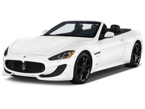 2015 Maserati Granturismo 2-door Convertible