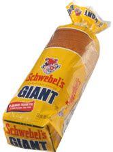 schwebels freshly baked white bread wheat bread lite
