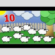 Counting Numbers 1  10 Youtube