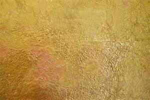 How to Gild Canvas