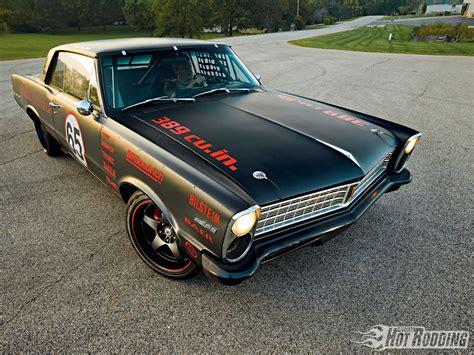Pontiac Race Car Muscle Classic Wallpaper