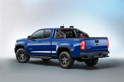 2016 Chevrolet Colorado Reviews And Rating  Motor Trend