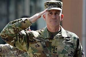 Trump Puts US Commander in Afghanistan in Crosshairs ...  Military