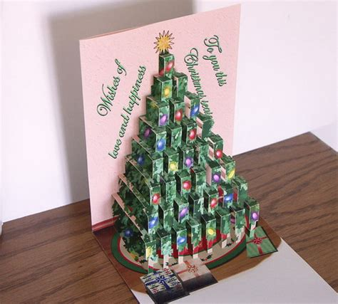 pop  christmas cards