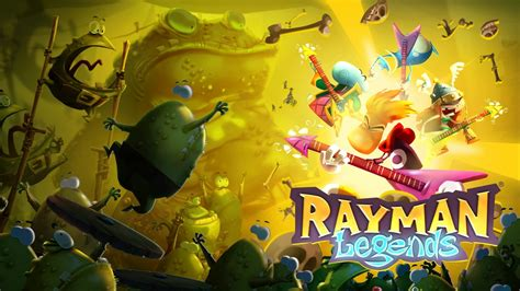 rayman full hd wallpaper  background image