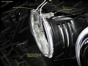 Bmw Switchback Led Angel Eye Rings For Bmw E46 3 Series