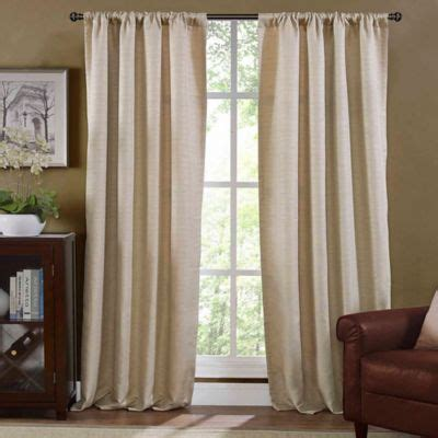 Bed Bath Beyond Arbor by Arbor Lined Window Curtain Panel Bed Bath Beyond