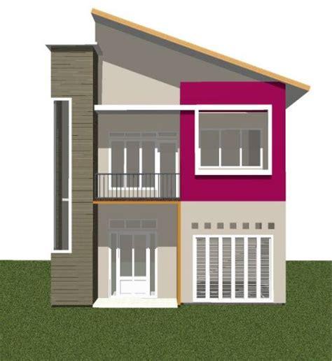rumah minimalis type   keluarga kecil harmonis