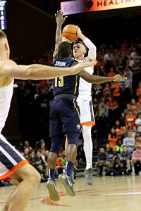 Red-Hot Kyle Guy Helps Virginia Basketball Notch Road Win ...